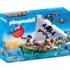 Playmobil Pirates Kalózhajó víz alatti motorral 70151