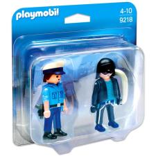 Playmobil Rendőr és tolvaj 9218 playmobil