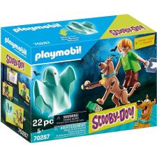 Playmobil SCOOBY-DOO! Scooby és Bozont szellemmel 70287 playmobil