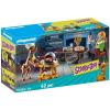 Playmobil Scooby-Doo! Vacsora Bozonttal 70363