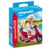 Playmobil Special Plus Lány robogón 9084