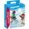 Playmobil Special Plus Szánkózó gyerekek 70250