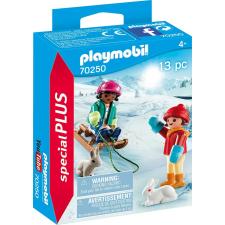 Playmobil Special Plus Szánkózó gyerekek 70250 playmobil
