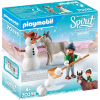 Playmobil Spirit Hóemberépítés Nyiszivel és Konok úrral 70398