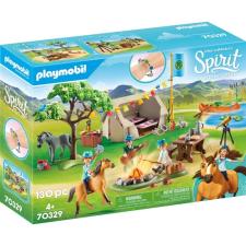 Playmobil Spirit Nyári tábor 70329 playmobil