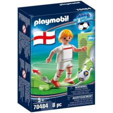 Playmobil Sports & Action Angol válogatott játékos 70484 playmobil