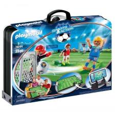 Playmobil Sports & Action Hordozható futballaréna (70244) playmobil