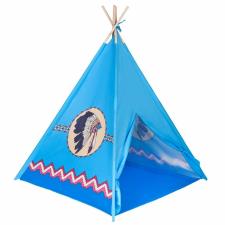PlayTo Gyermek indián sátor teepee PlayTo kék jelmez