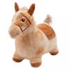 PlayTo Plüss felfújható ugráló ló hangokkal PlayTo