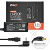 Plugon HP 18.5V 3.5A yellow (65W) laptop hálózati töltő