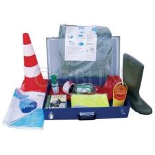 PLUM ADR bázis csomag: vegyszerek elleni légzésvédõ, szemüveg,szemöblítõ, overall, kesztyû... munkavédelem