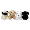 Plüss kutya 12 cm - plüss játékok