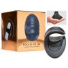 Pocket Pulse - akkus, vízálló pénisz vibrátor (fekete)