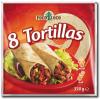 POCO LOCO 8 tortilla búzalisztből