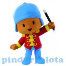 Pocoyo idomít műanyag játékfigura Bullyland játékfigura