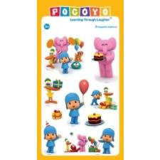 Pocoyo matricacsomag - Ünneplés matrica
