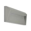 Polux LED Lépcsőmegvilágító HOLDEN LED/1,6W/230V IP65 ezüst