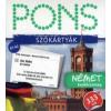 PONS Szókártyák német nyelvből