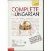 Pontifex Zsuzsanna Complete Hungarian Ty Book/Cd Pack