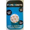 PopSocket, mintás, telefonra tapasztható telefontartó és ujjtámasz, minta 36 (Pizza)