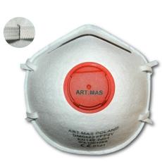 PorMaszk FFP2S-V szelepes (FFP2 szelepes)