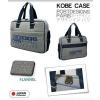"Port Notebook táska 15,6"" (135053) KOBE Top Loading Fekete"