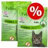 Porta 21 gazdaságos csomag 2 x 10 kg ill. 2 x 2 kg - Feline Finest Cats Heaven (2 x 10 kg)