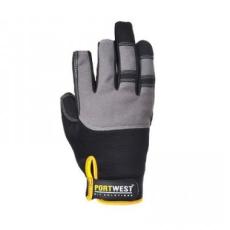 Portwest A740 - Powertool Pro védőkesztyű - Fekete