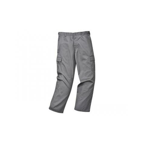 Taboo Hungary Zöld szürke színű férfi kantáros nadrág, 300g