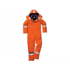 Portwest FR53 - FR Anti-Static téli overál - narancs