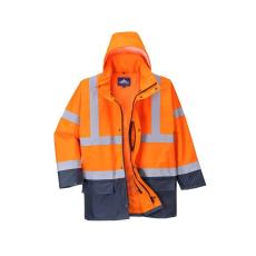 Portwest Kabát S766 Essential 5 az 1-ben narancssárga/tengerészkék XL