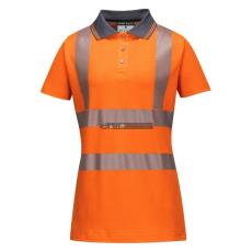 Portwest LW72 Pro Női jól láthatósági pólóing (narancs)