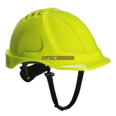 Portwest PS54 Endurance Plus Védősisak (jól láthatósági sárga)