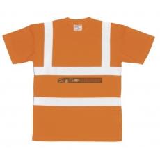 Portwest RT23 Jól láthatósági pólóing GO/RT (NARANCS XL)