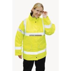 Portwest S360 Női Traffic kabát (SÁRGA L)