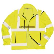 Portwest S428 Jól láthatósági Softshell dzseki (SÁRGA L)