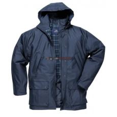 Portwest S521 Dundee bélelt kabát (NAVY XL)