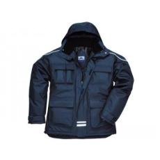 Portwest S563 - Ripstop sokzsebes kabát - tengerészkék