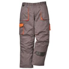 Portwest - TX16 Texo Contrast bélelt nadrág (SZÜRKE L)