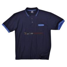 Portwest - TX20 Texo Contrast pólóing (NAVY M)