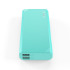 Powerbank: Joway JP97 kék power bank 10000mAh 2USB