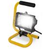 Powerplus PowerPlus sárga reflektor 120W talpas, fogantyúval POWLI013