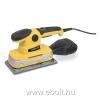 Powerplus sárga rezgőcsiszoló 330W POWX0440