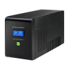 POWERWALK Power Walker UPS Line-Interactive 1500VA 4x 230V EU, PURE SINE,RJ11/RJ45,USB,LCD