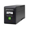 POWERWALK Power Walker UPS Line-Interactive 600VA 2x PL 230V, PURE SINE, RJ11/RJ45,USB,LCD