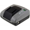 Powery akkutöltő USB kimenettel AEG akkus lámpa BFL 18