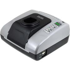 Powery akkutöltő USB kimenettel Ryobi One+ akkus nedves-/szárazporszívó CHV-18WDM barkácsgép akkumulátor