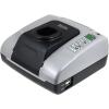 Powery akkutöltő USB kimenettel szerszámgép Ryobi típus 1400669