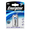Powery Energizer Ultimate Lithium elem típus 4022  9V-Block 1db/csom.