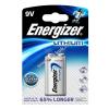 Powery Energizer Ultimate Lithium elem típus 6AM-6 9V-Block 1db/csom.
